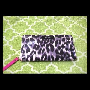 Kate Spade New York Daycation Leopard Wallet